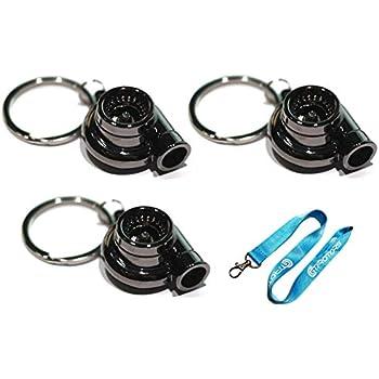 Amazon.com: GT//Rotors - Llaveros de metal para automoción ...