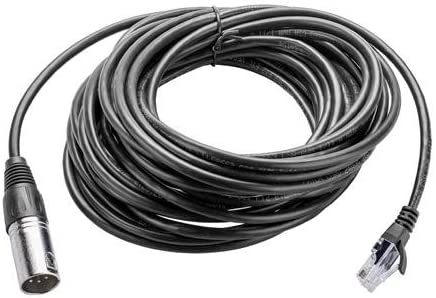 Flashpoint 30 Cord from DMX 5 pin to RJ45