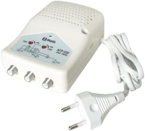 Ikusi atp-332 - Amplificador distribuidor apartamento 2 salidas ...