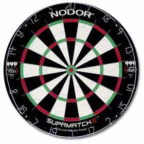 Bristle Dart-Board Supamatch M2