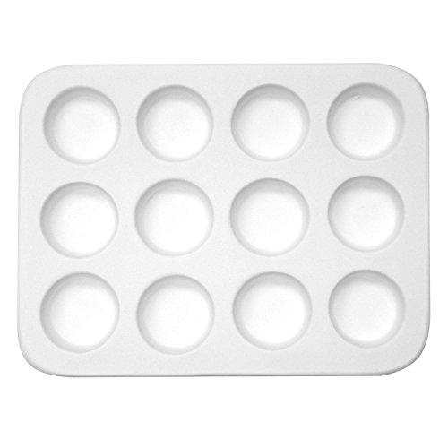 Round Discs Casting Mold - 12 ()