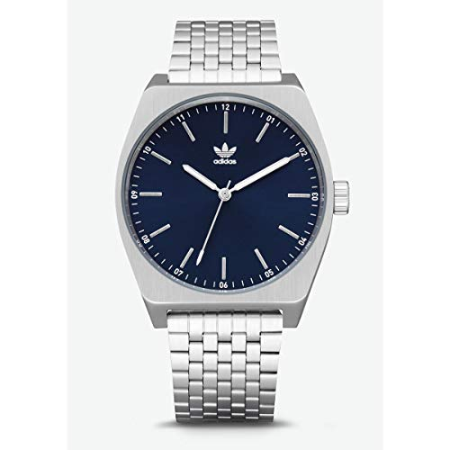 Adidas Mens Analogue Quartz Watch with Stainless Steel Strap Z02-2928-00 ()