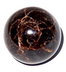 Size: 40-50 MM | Color: Garnet. Getting to know the properties and benefits of thousands of stones can take a lifetime - but is a rewarding and fun adventure. This may have included a short list of some of the uses of gemstone spheres in the ...