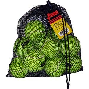 Penn Pressureless Tennis Balls  12 Ball Mesh Bag