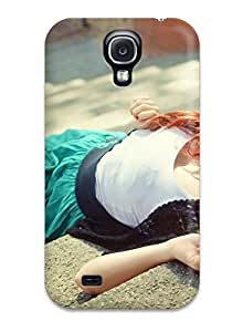 Flexible Tpu Back Case Cover For Galaxy S4 - W15
