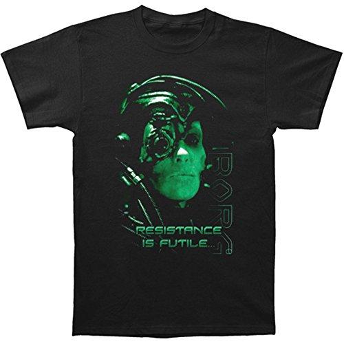 Star Trek Resistance Is Futile Borg T-Shirt