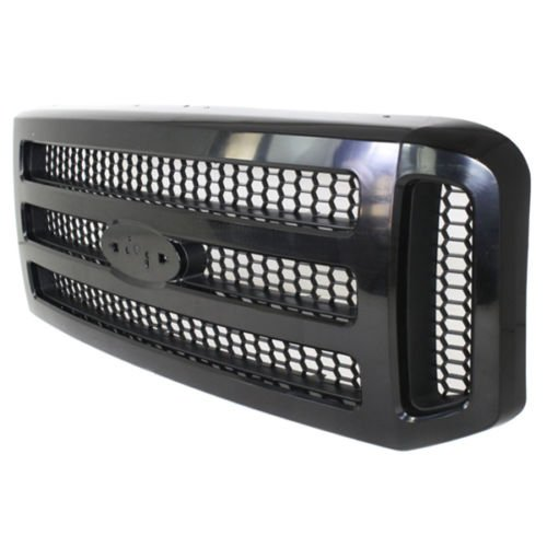 F450 Super Duty Grille Assembly - OE Replacement Ford Super Duty Grille Assembly (Partslink Number FO1200472)
