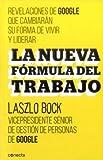 img - for LA NUEVA FORMULA DEL TRABAJO book / textbook / text book