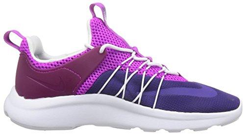 Nike Damen Wmns Darwin Turnschuhe Morado (rechter Paars / Wit-hypr Violet)