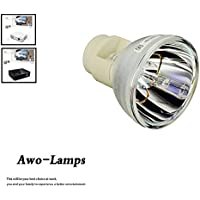 AWO BL-FP230D / SP.8EG01GC01 Premium Replacement Lamp Bulb Fit For OPTOMA DH1010 EH1020 EW615 EX612 EX615 GT750 HD180 HD20 HD22 HD200X HD20-LV HD200X-LV HD2200 HT1080 HT1081 EH1020 TH1020