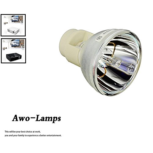 AWO Original Projector Bare Lamp Bulb 1020991 Fit For SMARTBOARD Unifi 70/Unifi 70w/UF70/UF70w/LIGHTRAISE 60WI2/SLR60wi2/SLR60wi2-SMP
