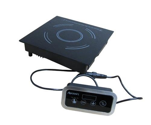 Adcraft Drop in Induction Cooker with Remote Control Box, 11