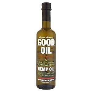 Good Oil Hemp Oil - 500ml