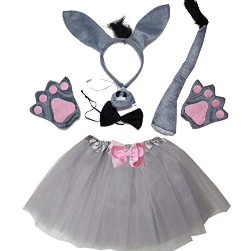 Kirei Sui Kids Costume Tutu Set Donkey -