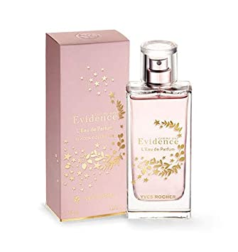 Yves Rocher Comme Une Evidence Leau De Parfum 50ml Collectors