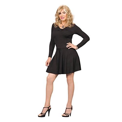 84aa426ea50 durable service Feminine Swing Dress For Crossdressing and Transgender