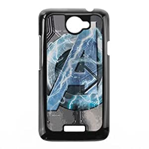 HTC One X Cell Phone Case Black Avengers Thor Bust Jgson