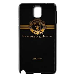 Generic hard plastic Manchester United Cell Phone Case for Samsung Galaxy Note 3 Black ABC8355769