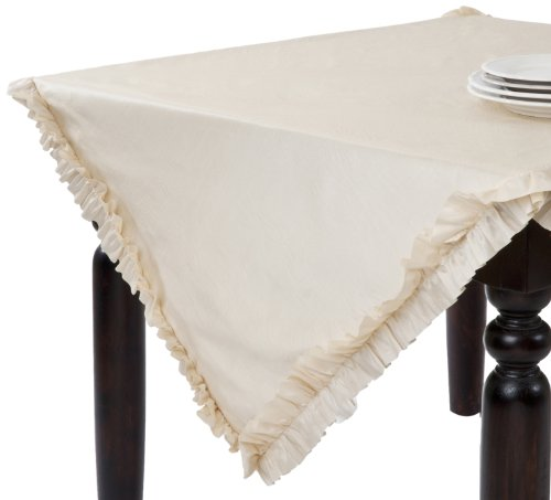 SARO LIFESTYLE Bella Notte Square Toppers, 60
