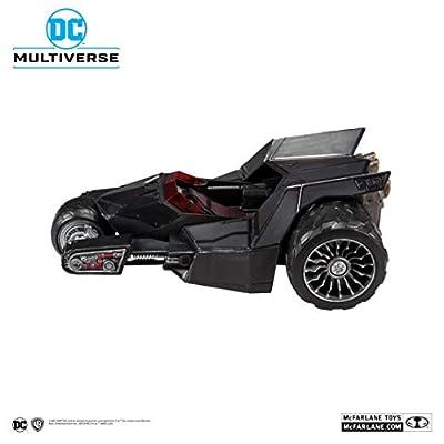 McFarlane Toys DC Multiverse Bat-Raptor Vehicle: Toys & Games