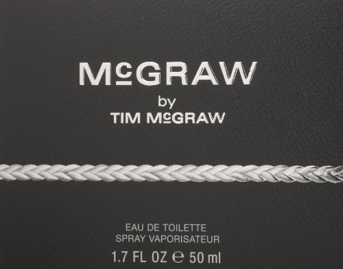 McGraw Eau De Toilette Spray by McGraw, 1.7 Fluid Ounce
