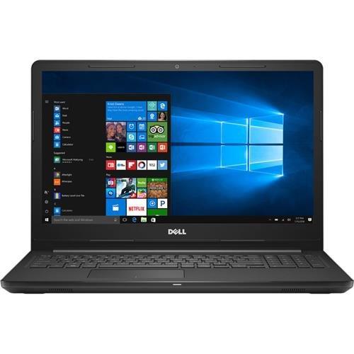 Dell i3567-3919BLK Inspiron Pro, 15.6″ HD Laptop (7th Generation Intel Core i3-7100U, 8GB DDR4, 1TB Hard Drive, Windows 10 Pro), Black