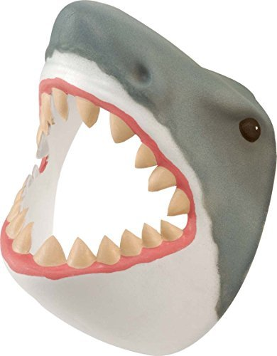 Shark with teeth Mask (Foam) - coolthings.us