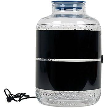 Amazon.com: Cinturón de calefacción de fermentación, 10 V ...