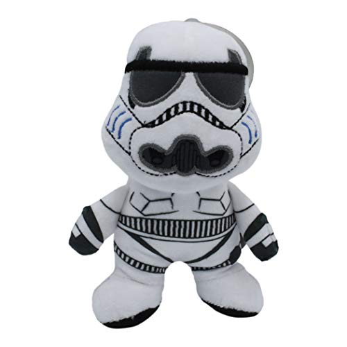 Star Wars for Pets Darth Vader and Storm Trooper Dog Toys | Soft Star Wars Squeaky Dog Toy | Adorable Toys for All Dogs, Official Dog Toy Product of Star Wars for Pets