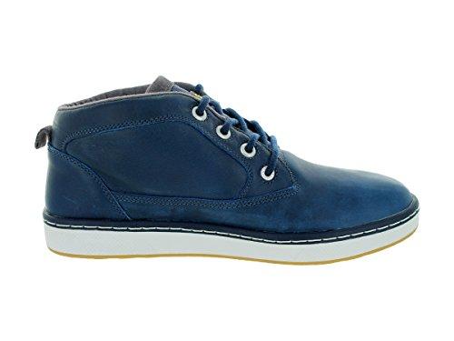 Lacoste Mens Keston LMS L!ve Sneaker Dark Blue/Grey C9eD2VoN22