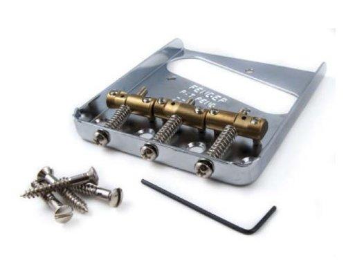 Fender 3-Saddle American Vintage Hot Rod Telecaster Bridge Assembly