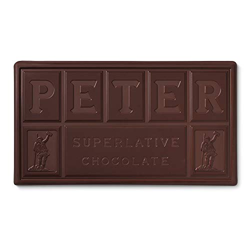 (Peter's Gourmet Burgundy Dipping Chocolate - Dark Baking Chocolate Blocks)