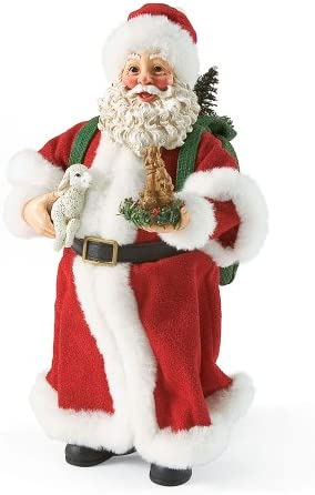 Department 56 Possible Dreams Behold Santa, 10 inch