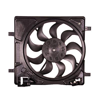 New Radiator Fan Assembly For 2013-2015 Chevrolet Spark With Automatic Transmission GM3115255