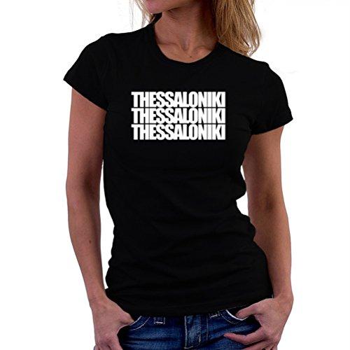Thessaloniki three words T-Shirt