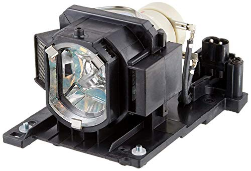 Supermait DT01021 Replacement Projector Lamp with Housing for HITACHI CP-X2010 / CP-X2510 / CP-X2010N / CP-X2011 / CP-X2011N / CP-X2510N / CP-X2510EN / CP-X2511 / CP-X2511N / CP-X2514WN / -
