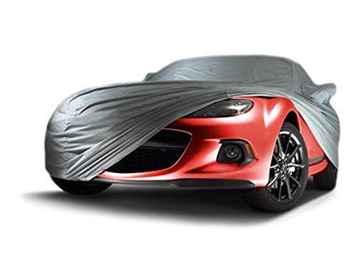 CarsCover Custom Fit 2006-2018 Mazda Miata / MX-5 Car Cover for 5 Layer Ultrashield MX5 Covers