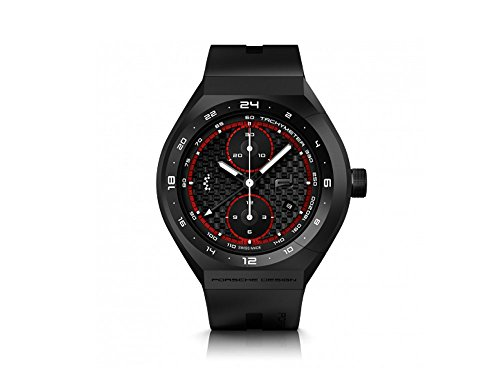 Porsche Design Monobloc Actuator Automatic Watch, Titanium, GMT, Limited Edition