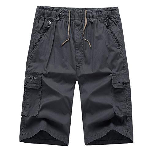 Verano Scholieben Tallas De Pantalones Cortos Grandes S Hombre Moda RcL4Ajq35