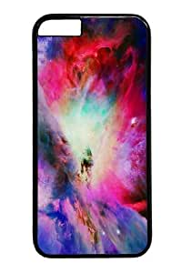 For Iphone 5C Phone Case Cover -Cosmic Blossom Polycarbonate Hard Case Back For Iphone 5C Phone Case Cover Black