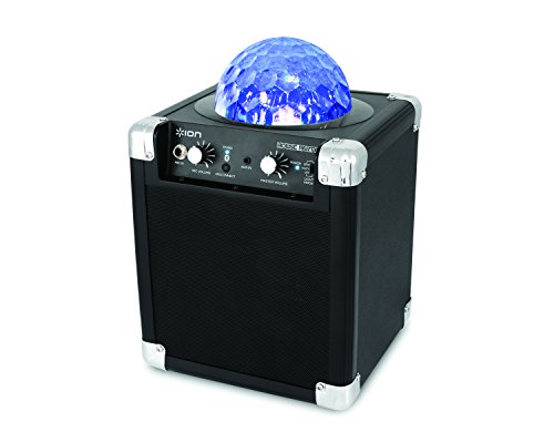 812715015046 - ION Audio House Party (iPA18L) | Portable Sound System with Built-In Light Show (Black / 8W) carousel main 5