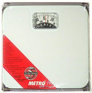 Taylor 20044014 White Rotating Easy-To-Read Dial Scale