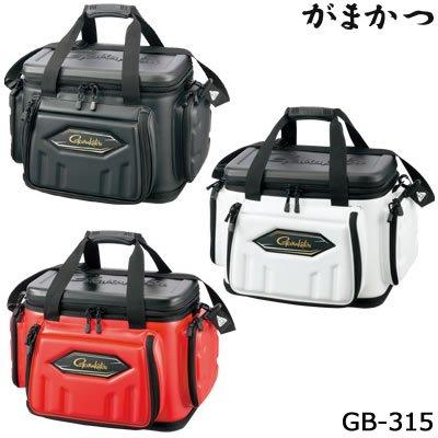 がまかつ(Gamakatsu) ハイブリッド成型タックルバッグ20 GB315 ブラック.   B077TS4SSL
