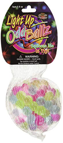 Light Up DNA Stress Ball - Fidget Toy For Fun And Stress Relief
