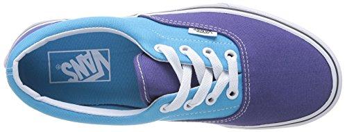 Adulto Blue Blue Era Multicolore Vans Unisex Skipper U Sneaker Cyan xIB5zgw