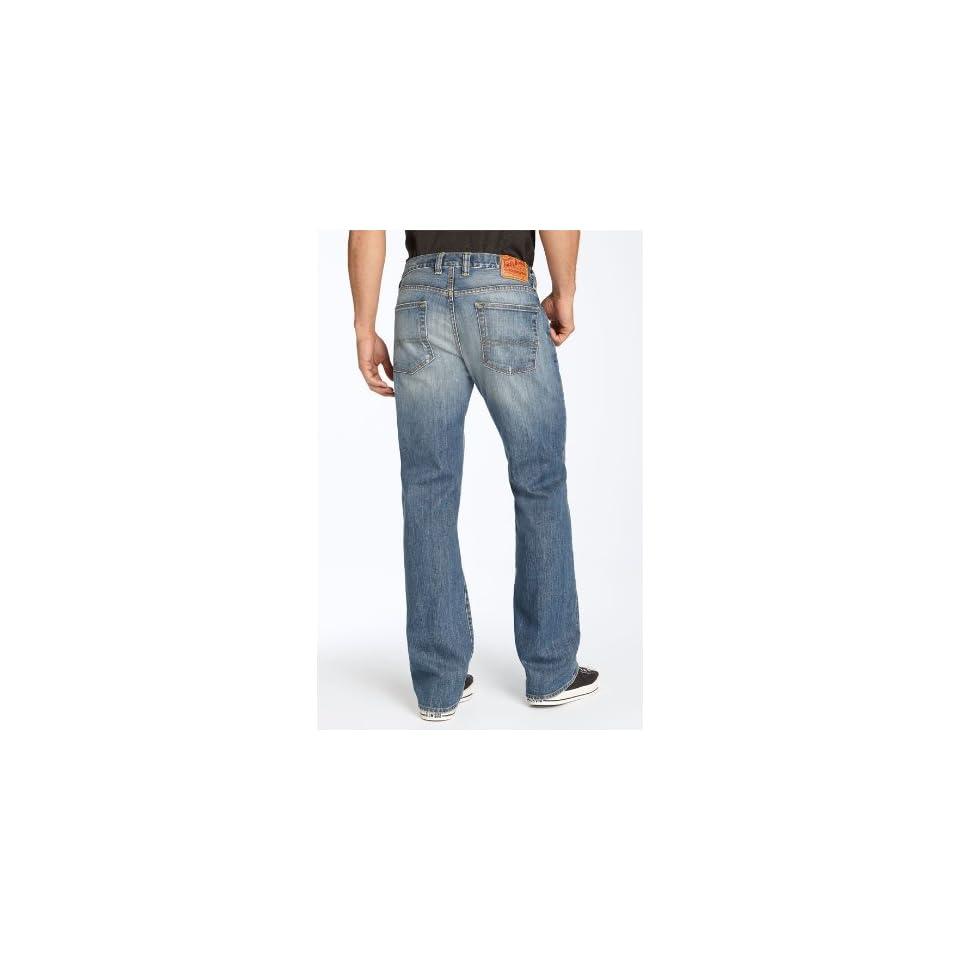 com Lucky Brand Jeans Bootleg 181 Light Blue Regular Length Clothing