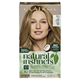 Clairol Natural Instincts Semi-Permanent, 7G Dark Golden Blonde, Golden Honey, 1 Count