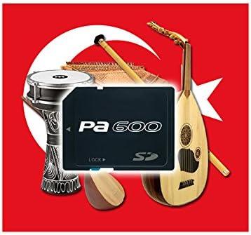 CE) TR-10 Micro SD SET for Korg PA-600 / PA-600QT: Amazon ca