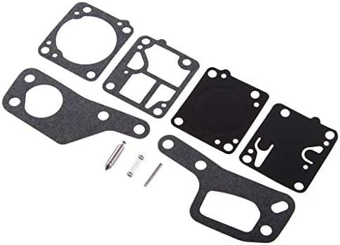 B Blesiya Kit de Reconstrucción Carburador Mini Sierra ...