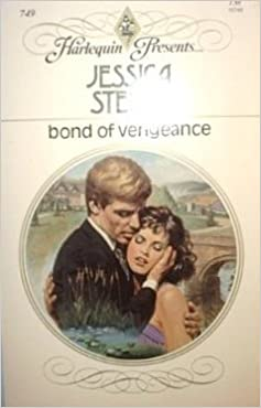 Bond of Vengeance: Jessica Steele: 9780373107490: Amazon com